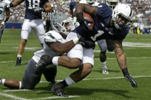 PSU's run game won't win it for them