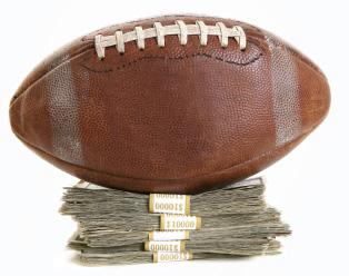 Football and $$$