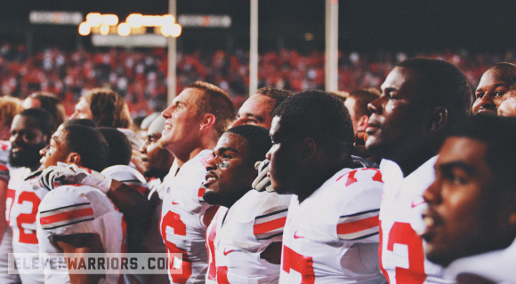 The Buckeyes are ready for whatever comes their way.