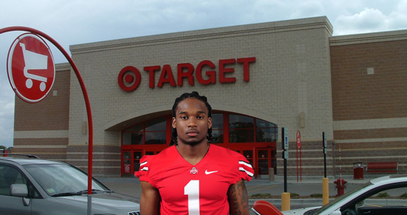 Bradley Roby found a home at Target.