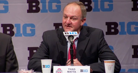 """We put a big premium on shooting."" -Thad Matta"
