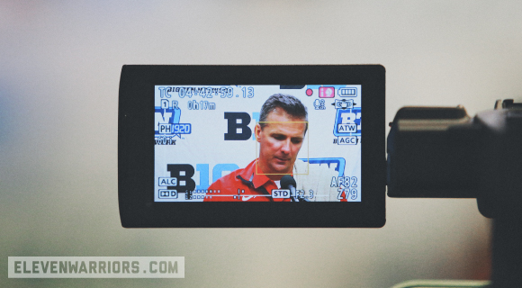 A look at Urban Meyer through the lens.