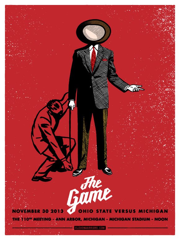 The Game Poster - Time to stop by the tailor