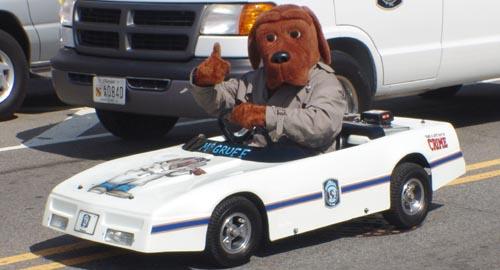 McGriff the Crime Dog, Ridin Around N Gettin IT