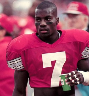 Is joey galloway gay