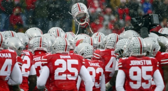 Ohio State established a new school record with their 23rd straight victory