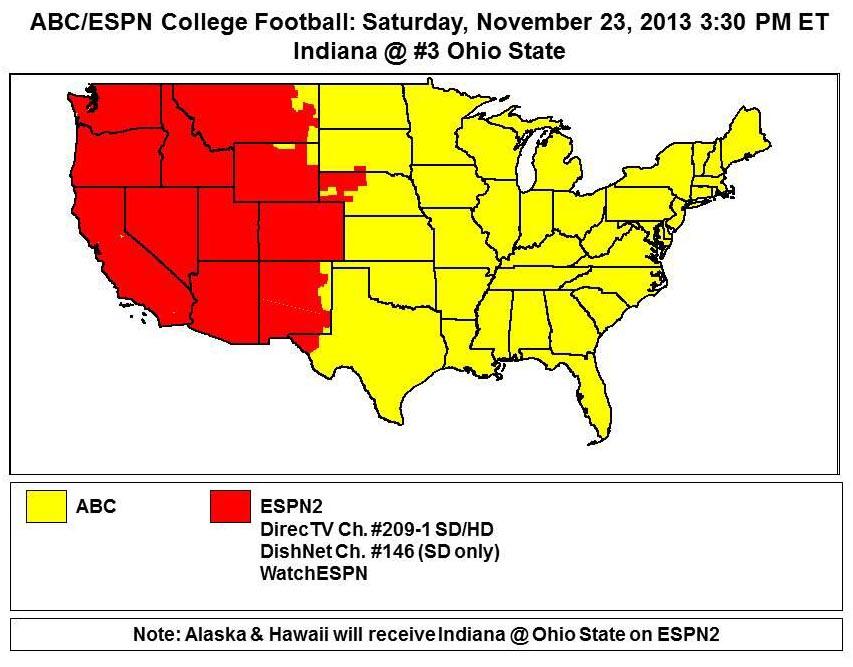 essay map ohio vs