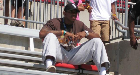 Former OSU great Terrelle Pryor
