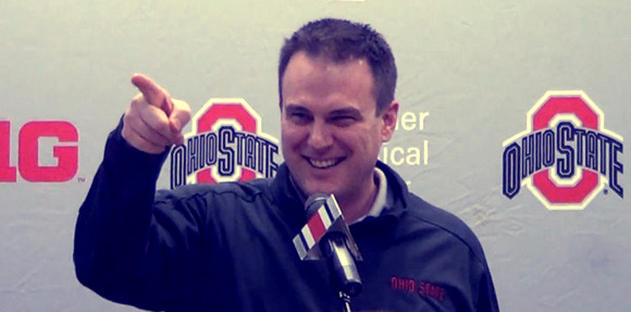 Ohio State Offensive Coordinator Tom Herman