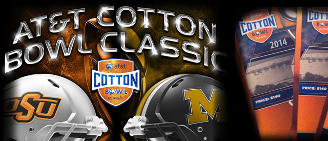 2014 AT&T Cotton Bowl Classic