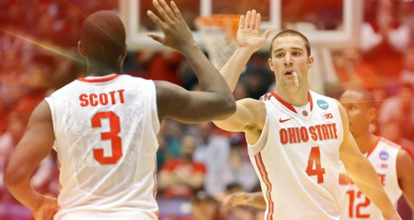Scott and Craft form the nation's best defensive backcourt