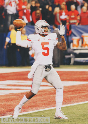 Which Braxton Miller will we see Friday night?