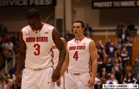 Aaron Craft and Shannon Scott lead Ohio State's defensive charge.