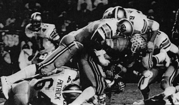 Ohio State's first Orange Bowl