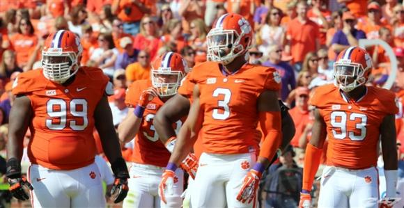 Braxton Miller and Carlos Hyde present the biggest challenge Clemson's rush defense will face all season.