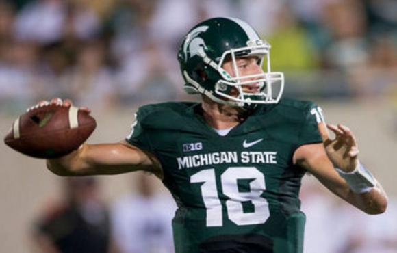 Connor Cook has long been in the shadow of Braxton Miller.