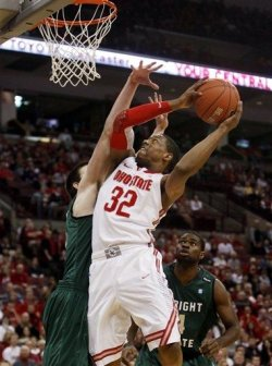 Through 12 games, Smith Jr. leads OSU with 13.1 points per game