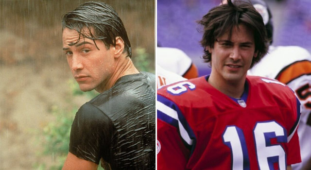 Who's the better QB? Shane Falco or Johnny Utah?