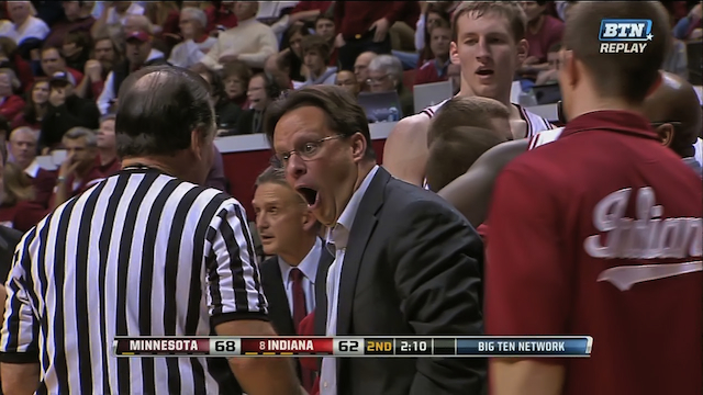 "Tom Crean should have been named ""Todd."""