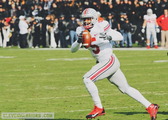One More Year: Braxton Miller's return comes with high hopes for 2014.