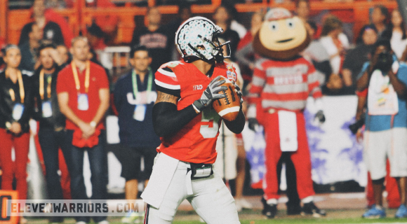 Braxton Miller may have played his final game as a Buckeye.