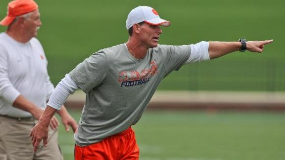 Brent Venables is the architect of Clemson's defense.