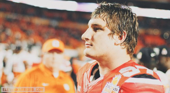 Bosa will eventually go down as an all-time great at Ohio State