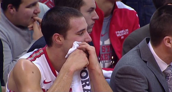 Aaron Craft fouled out. Ohio State lost to Iowa. The end is nigh.