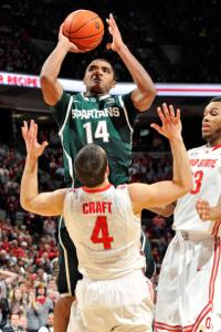 Even columnists from East Lansing don't like Aaron Craft.