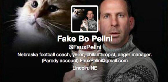 @FauxPelini's iconic Twitter banner.
