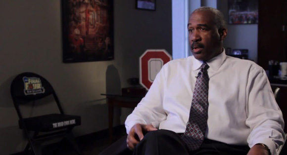 Gene Smith will be the AD and VP of Ohio State University.