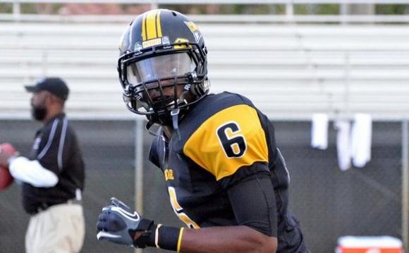 Gibson could be the Buckeyes' top overall target in 2015