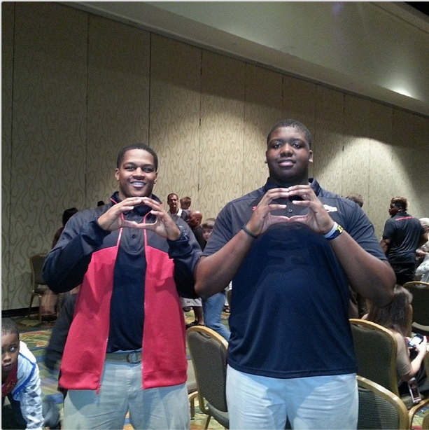 Raekwon McMillan and Jamarco Jones