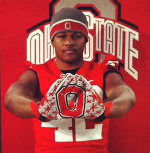 5-star early enrollee Raekwon McMillan