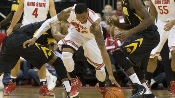 Lenzelle Smith Jr. and the Buckeyes were sloppy with the ball all week.