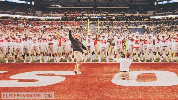Ohio State's two-year odyssey comes to a close Friday night.
