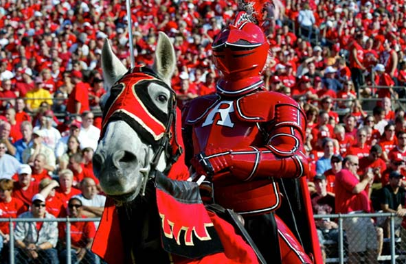 The Rutgers Scarlet Knight