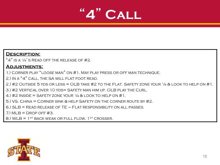 Four Call