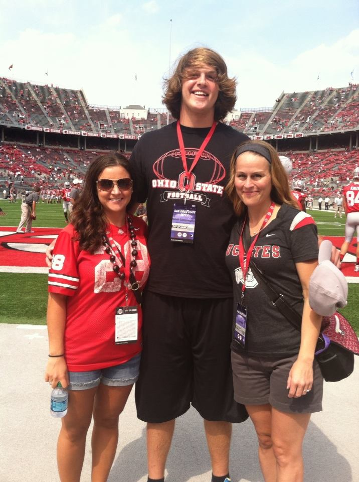 Listermann checked out Ohio State