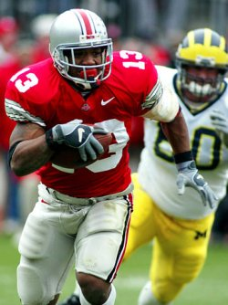 Mo rushed for 1,237 yards in 11 games as a freshman