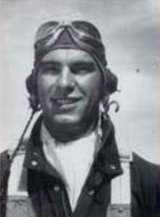 Scott was just 23 years old when he died in his bomber