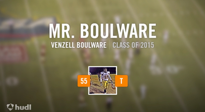 Venzell Boulware highlights