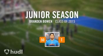 Branden Bowen Highlights