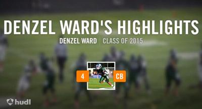 Cornerback Denzel Ward Commits to Ohio State  bb598611d