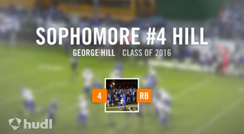 George Hill highlights at hudl