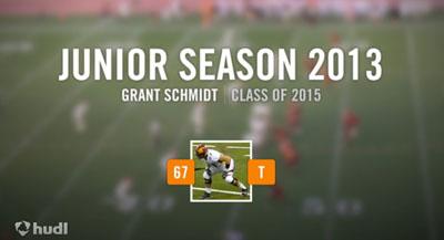 Grant Schmidt Highlights