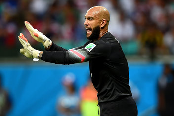Tim Howard: Better than you