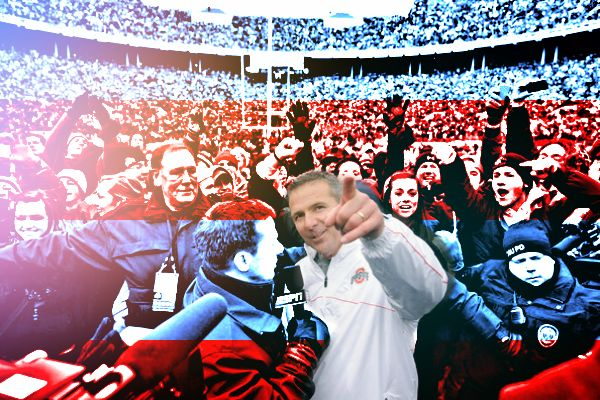 Urban Meyer is pointing at you