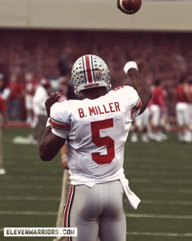 Braxton's back for one final chance at a national title.