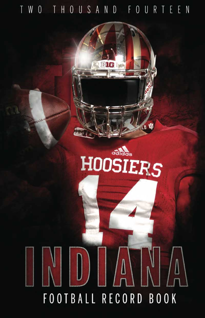 2014 Indiana Football Media Guide